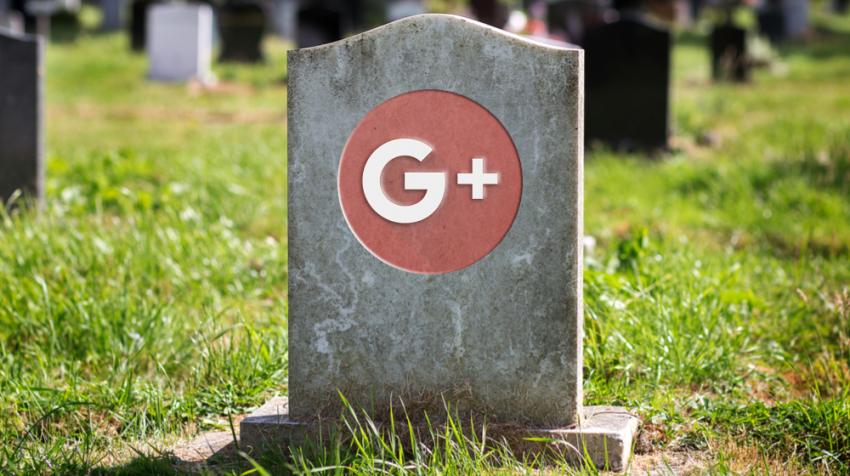 Google Plus ( G+ ) is shutting down